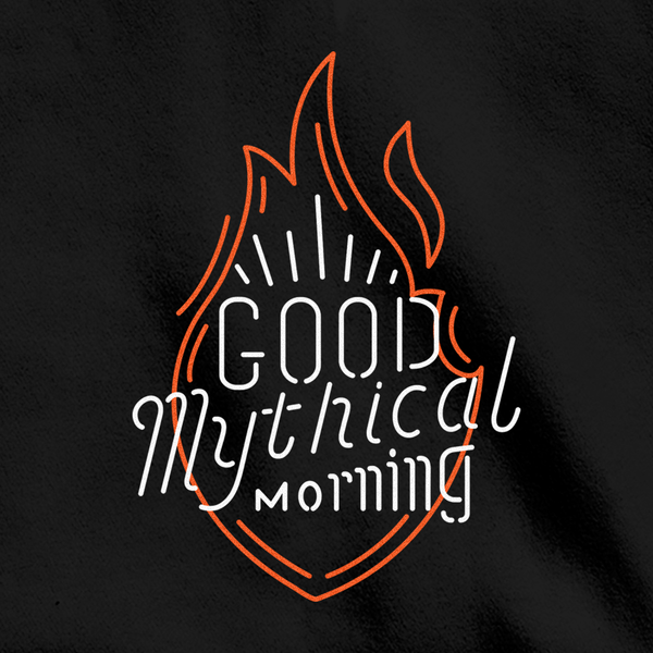 GMM Neon Sign Hoodie