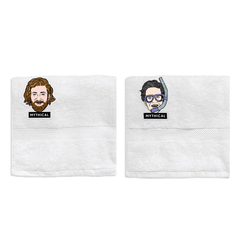 Rhett & Link Bath Towel Set