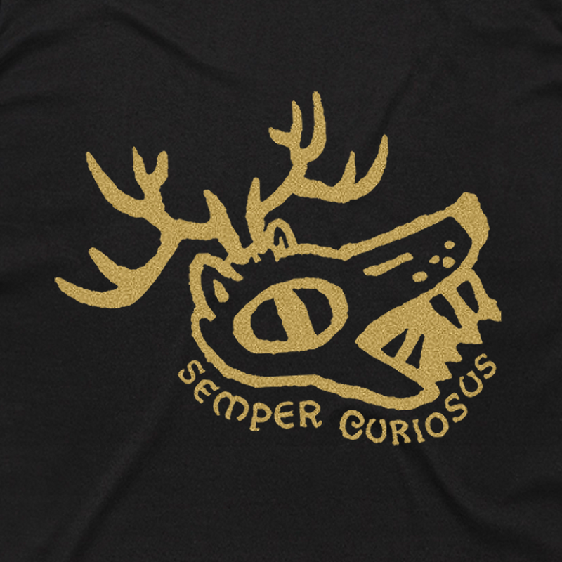 Mythical Society Semper Curiosus Tee