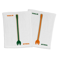 Mythical Kitchen Towels (2 Pack)