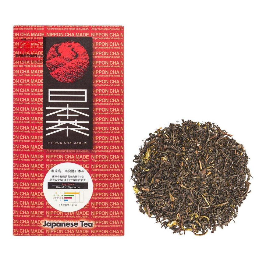 black tea japanese