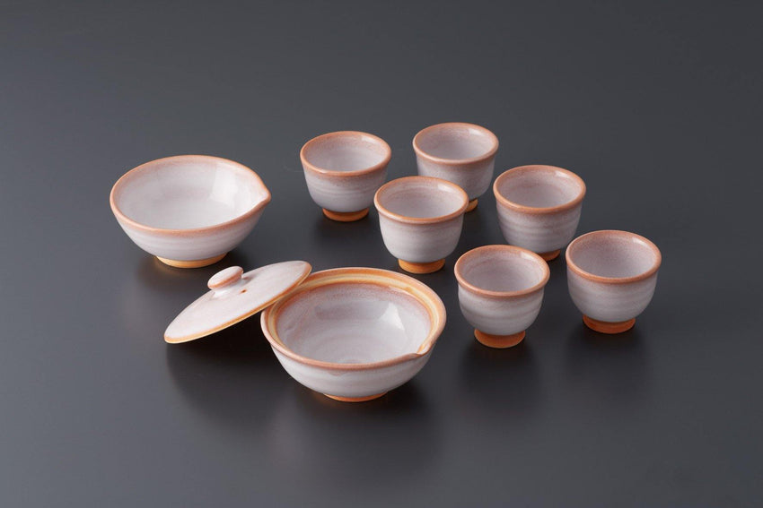 Gyokuro tea ware set