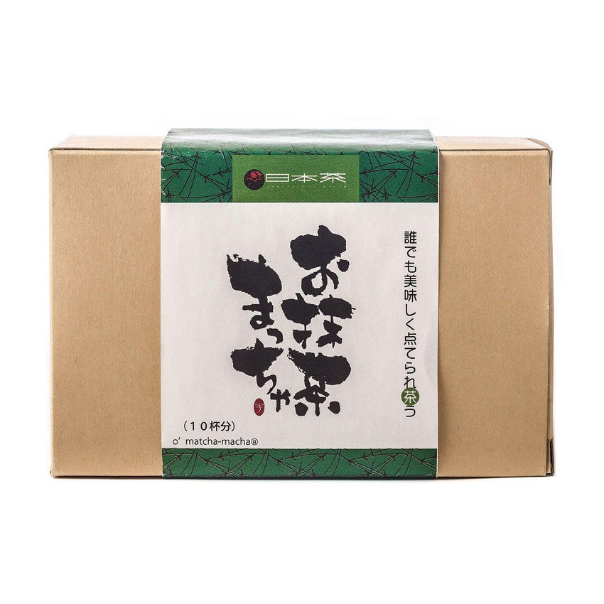 O-Matcha-Matcha Set (Matcha Kit)