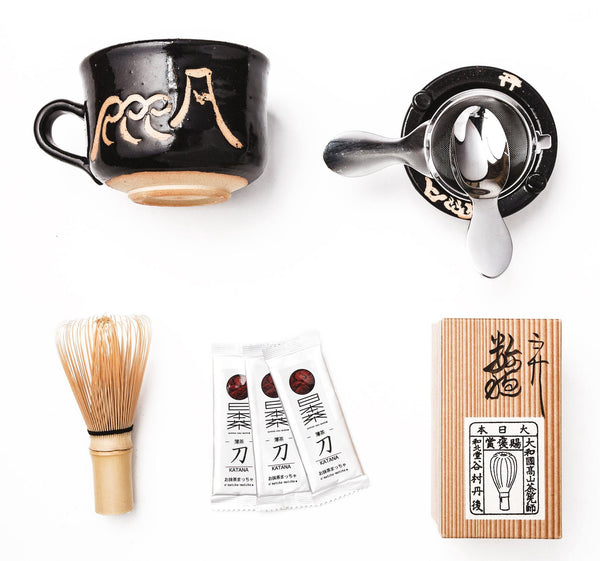 Shaka Shaka Set -The ultimate matcha gift set - Handcrafted