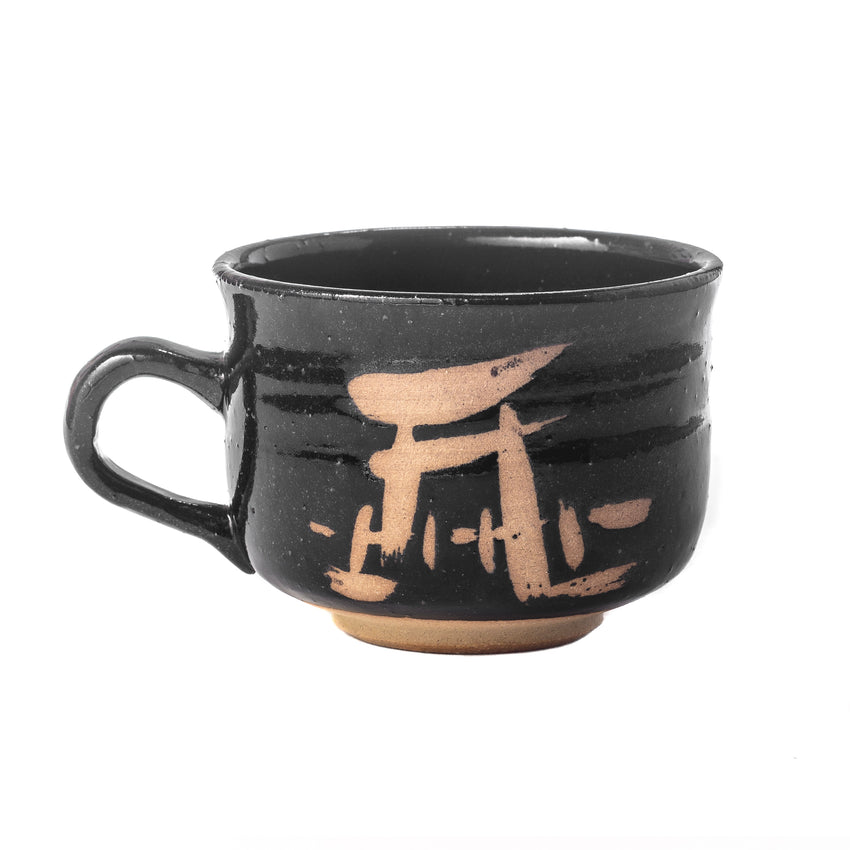 Signature Handcrafted Tea Cup