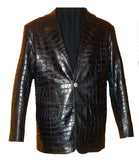 Alligator Blazer - Genuine Alligator Jacket - On Sale