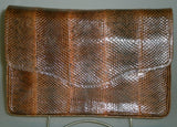 Snake Skin Handbag - On Sale