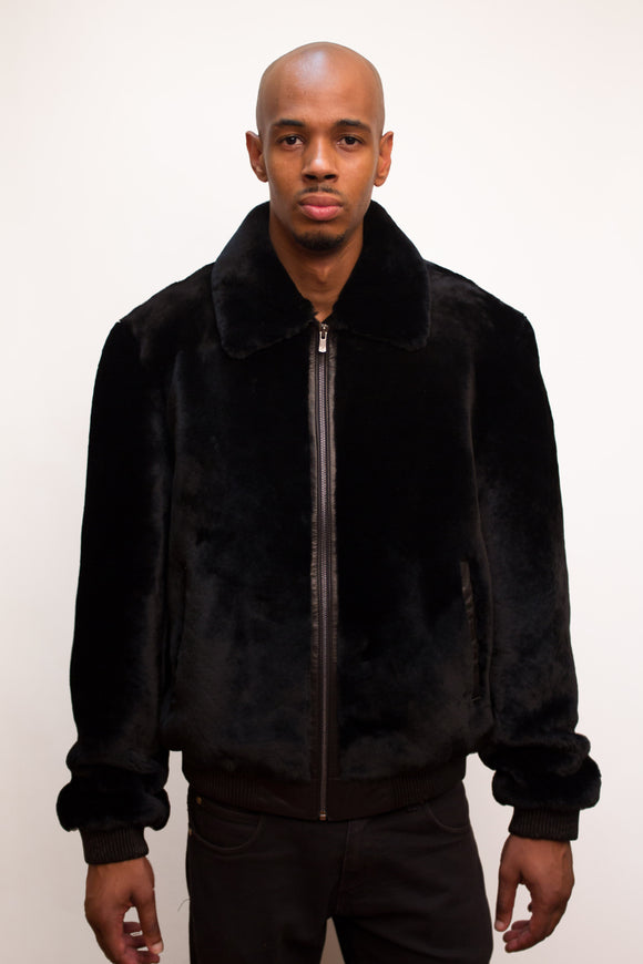 Shearling Jacket - Mens