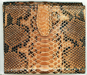 Python Snakeskin Wallets - On Sale