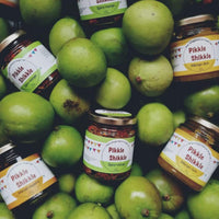 A Gift Hamper - All About mangoes : Set of 3 pickles