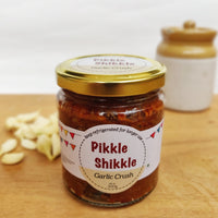 Garlic Crush Pickle - set of 2