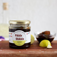 All Natural Lemon Jaggery pickle - set of 2 pickle bottle