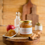 ALL NATURAL APPLE CINNAMON JAM
