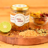 All Natural Methi Dana(Fenugreek Seed) Pickle-Set of 2