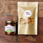 Combo Pack - Mango Spicy Pickle and Punjabi Mathri