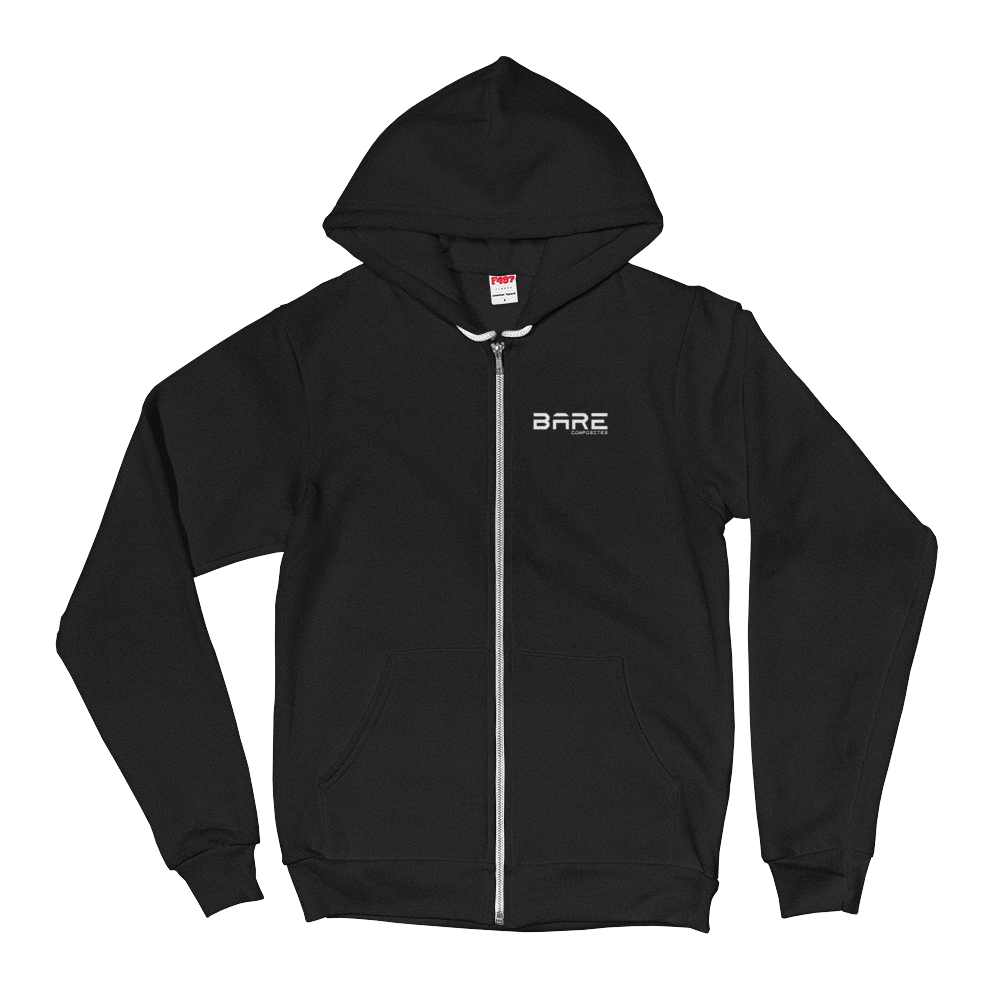 Bare Nation Hoodie sweater