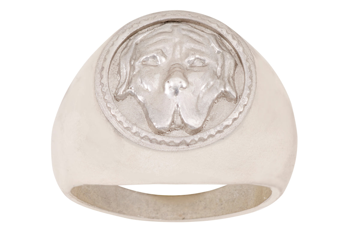 Society Ladies Sterling Ring