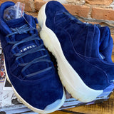 "Air Jordan 11 Retro Low Deter Jeter ""RE2PECT"" Size 8.5"