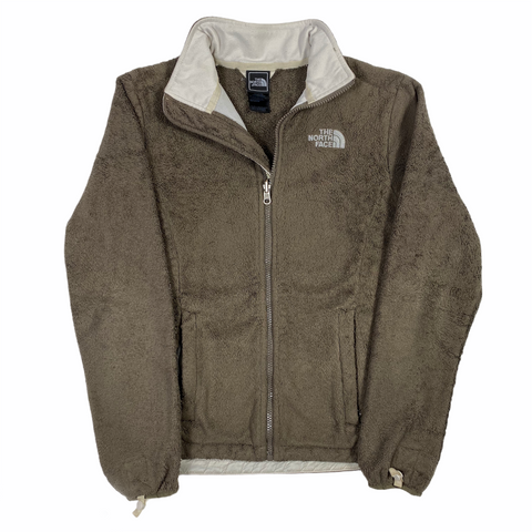 Vintage The North Face Mocha Denali Fleece Size Women's XS