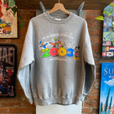 Vintage 2003 Walt Disney World Crewneck Size Large