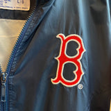 Vintage 90's Boston Red Sox Starter Windbreaker Size Large