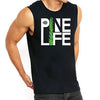 1 LEFT! Men's Muscle Tee - Black