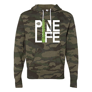 NEW! Unisex Pullover Hoodie - Camouflage