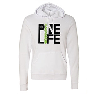 Unisex Pullover Hoodie - White