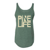 Women's Festival Tank, Royal Pine