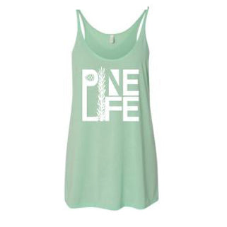Women's Slouchy Tank - Mint