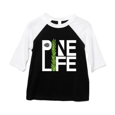 Coming Soon! Toddler 3/4 Sleeve Baseball Tee