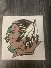 Sioux Stickers