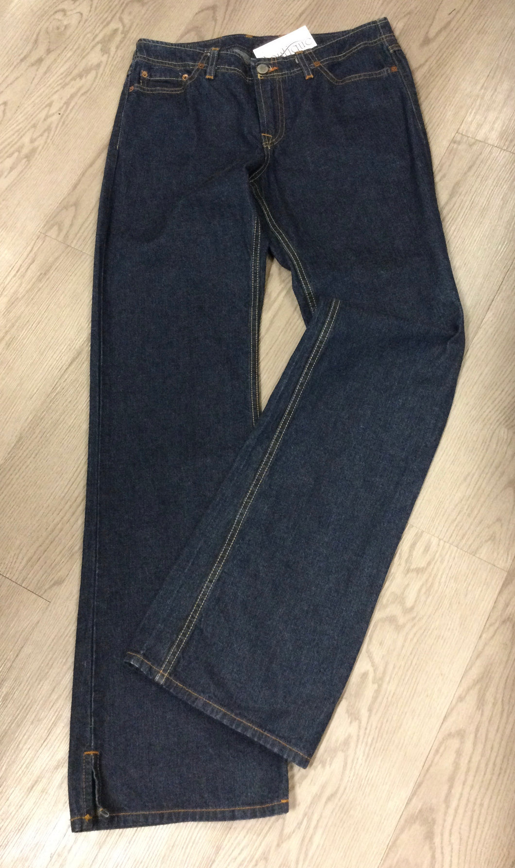 Lucky Dark Denim Low Waisted