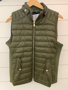 Double Sided Padded Vest