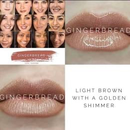 Lipsense Gingerbread