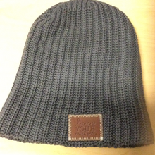 LYM  Beanie Brown Patch