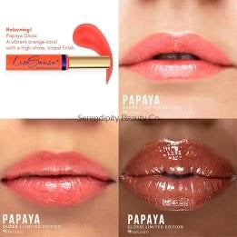 Lipsense Papaya Gloss