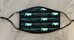 Fighting Hawks Face Mask