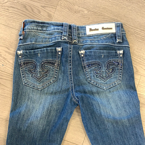 Denim Couture Boot Cut Jeans