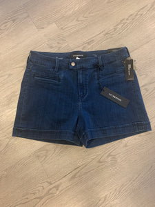 "Liverpool Trouser Short Rolled 4"" inseam"
