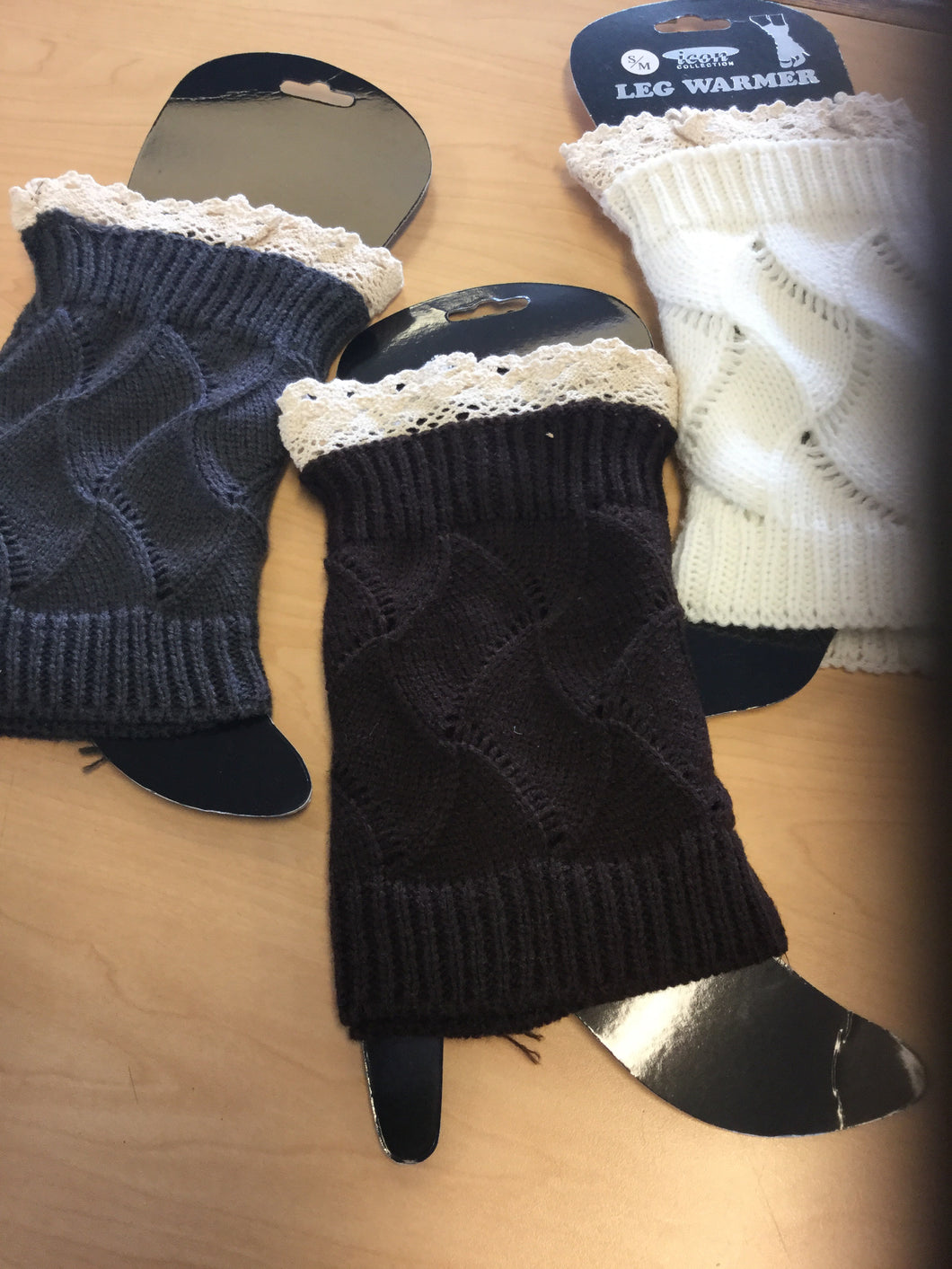 Boot Cuffs/Leg Warmers