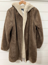 Fur Coat with pockets