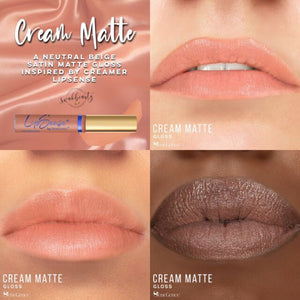Lipsense Cream Matte Gloss