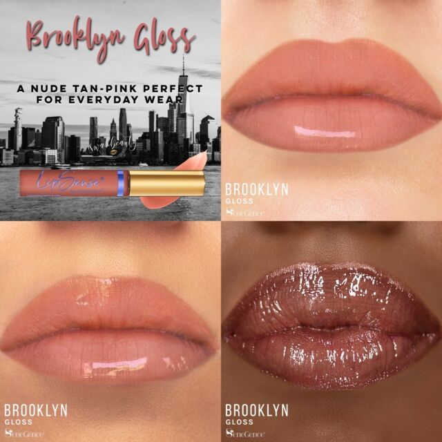 Lipsense Brooklyn Gloss