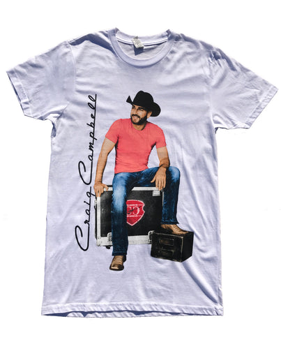 Craig Campbell Photo Tee