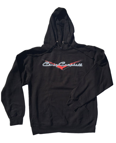 Craig Campbell Logo Hooded Sweatshirt