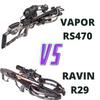 Tenpoint Vapor RS470 vs Ravin R29X