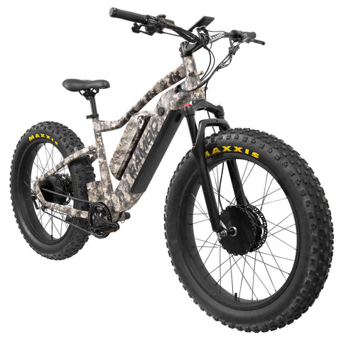 Rambo Megatron Electric Hunting Bike