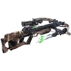 Excalibur Assassin 420 TD Crossbow Realtree Edge with Tact 100 Scope