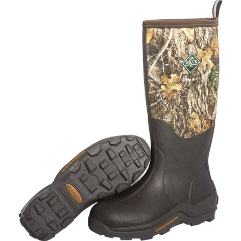 Muck Woody Max Boot Realtree Edge